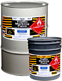 Traffic and Zone Marking Paints