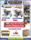 FREE - 2,000 lbs. (1 ton) Swarco Thermoplastic with Graco ThermoLazer Purchase